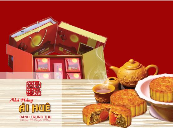 Bánh trung thu Ái Huê